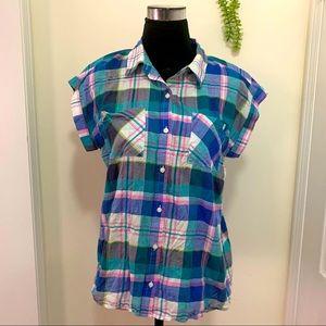 Tommy Hilfiger Casual Button Down Summer Shirt